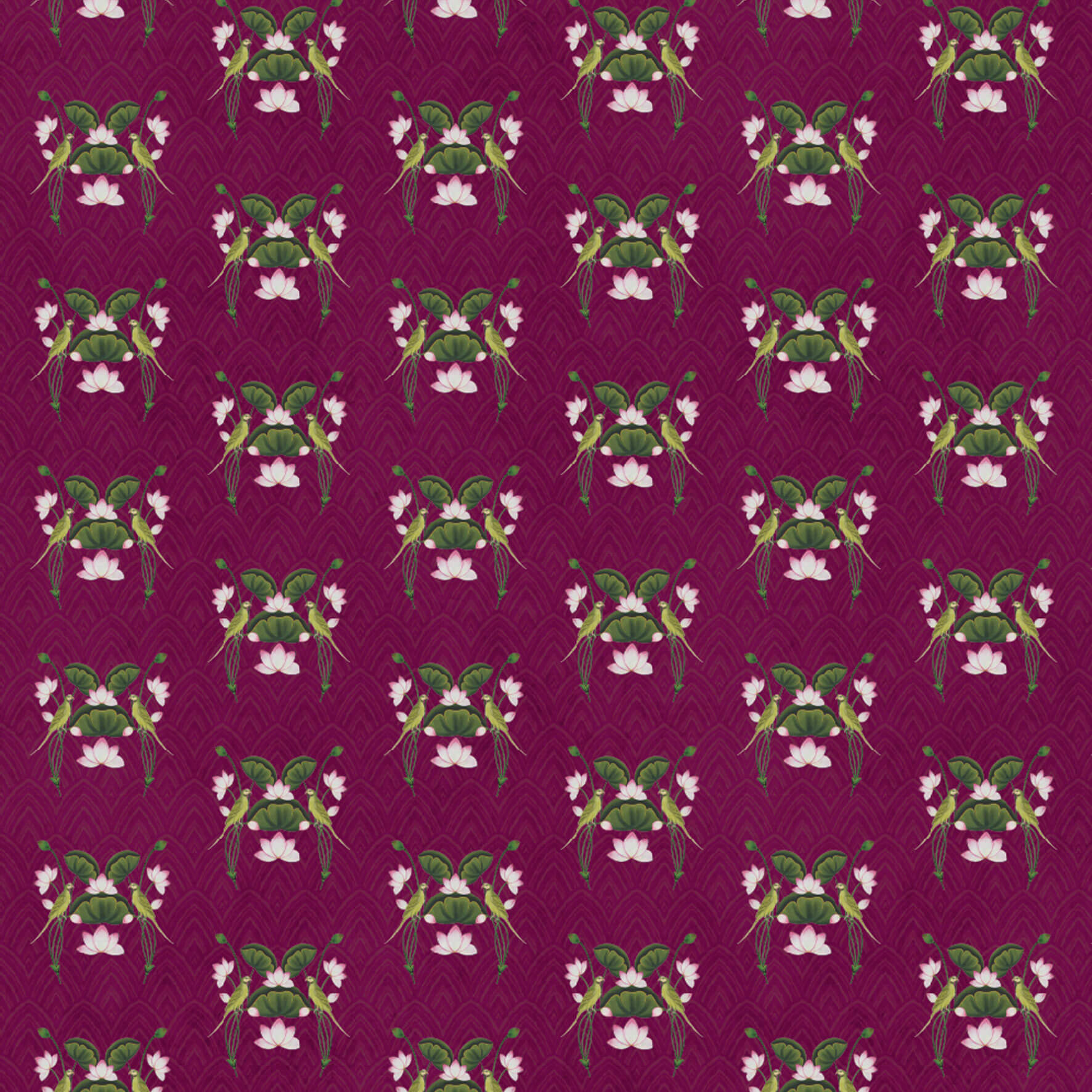 Classic Mulberry Wallpaper